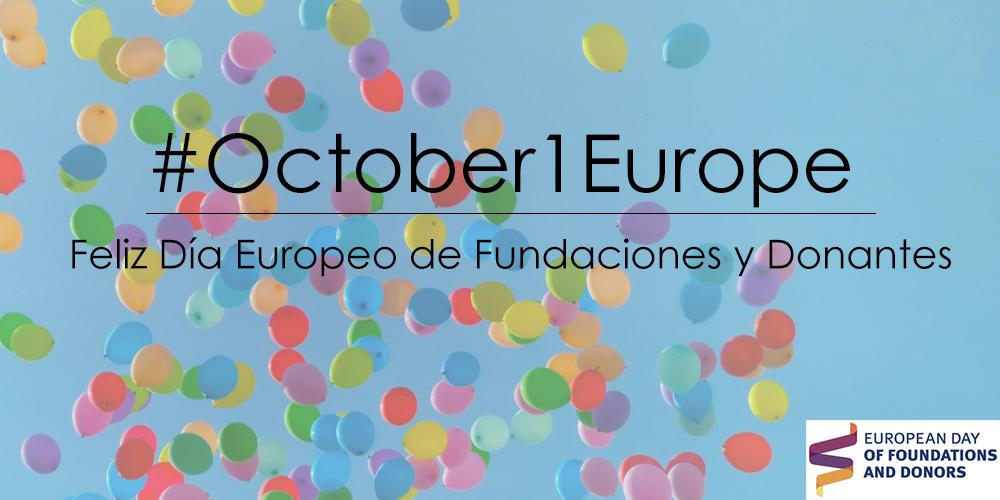 Dia Europeo de Fundaciones y Donantes